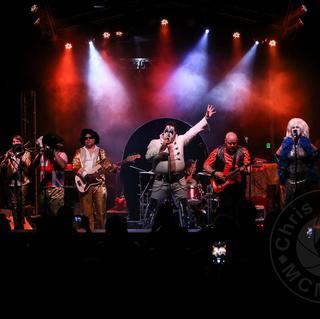 Concierto de Elviss Simmons And The Memphis Strutters en Nueva Orleans