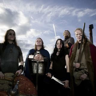 Concierto de Ensiferum en Reading