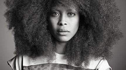 Erykah Badu + Common concert in Atlanta