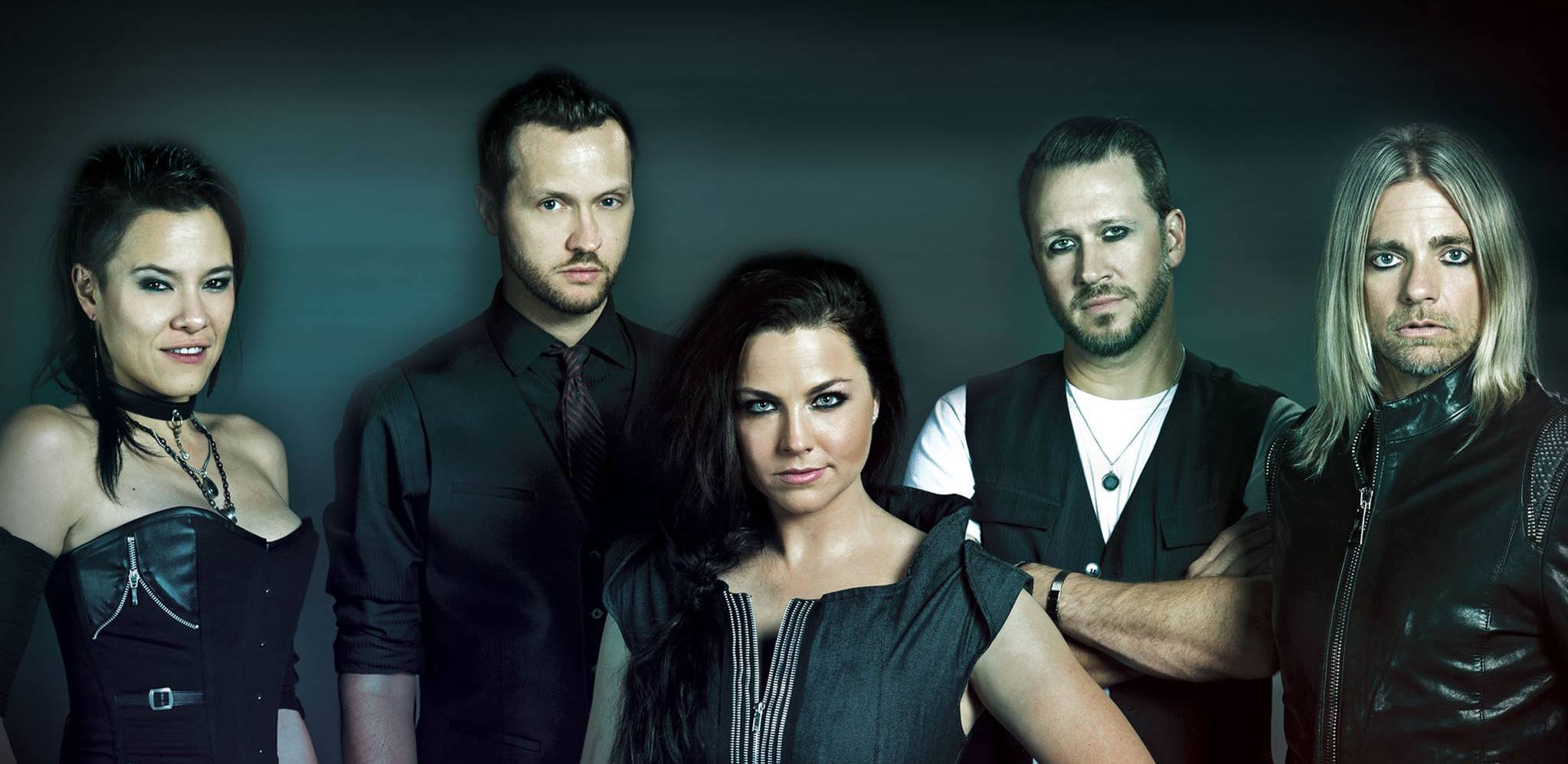 Evanescence + Within Temptation concert in Bruxelles