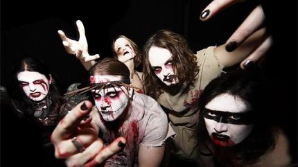 Concierto de Evil Scarecrow en Stoke-on-Trent