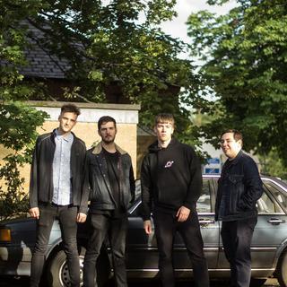 Concierto de Fading Blonde + Good Hustles en Nottingham