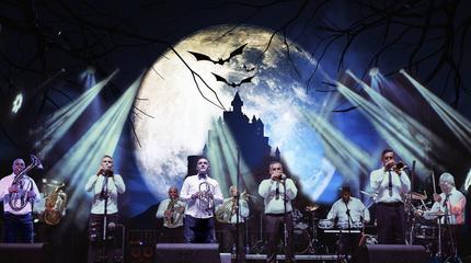 Konzert von Fanfara Transilvania in Wien