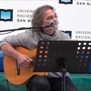 Concierto de Fernando Bárcena en Madrid