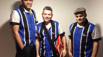 Los Crudos + Fever Band