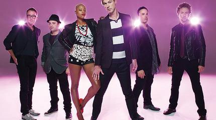 Fitz and The Tantrums concert in Toronto