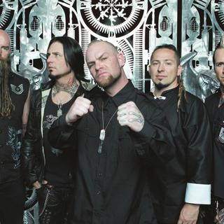 Concierto de Five Finger Death Punch en Stuttgart