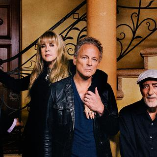 Fleetwood Mac concert in Auckland