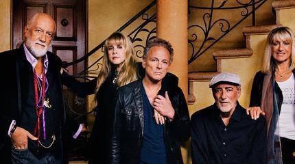 Fleetwood Mac concert in Drogheda