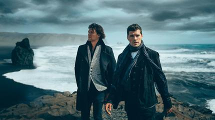 For King & Country concert in Hershey