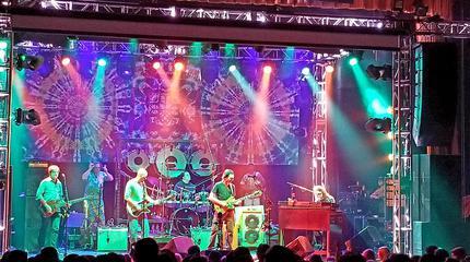 Forgotten Space concert in Dallas