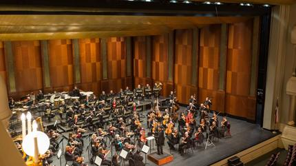 Concierto de Fort Worth Symphony Orchestra en Fort Worth