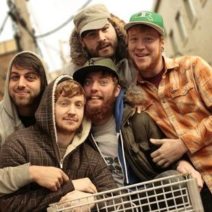 Konzert von Four Year Strong in Worcester