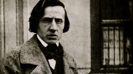 Frédéric Chopin concert in Paris