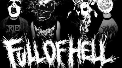 Concierto de Full of Hell + Primitive Man en Londres