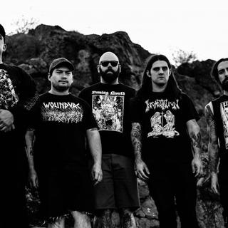 Exhumed + Gatecreeper concert in Salt Lake City