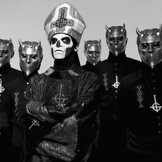 Ghost B.C. concert in Mexico City