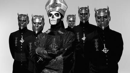 Concierto de Ghost B.C. en Ciudad de Mexico