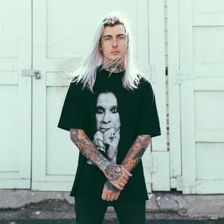 Concierto de Ghostemane en Minneapolis