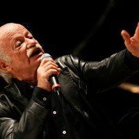 Concierto de Gino Paoli en Milan