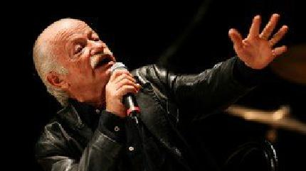 Concierto de Gino Paoli en Roma