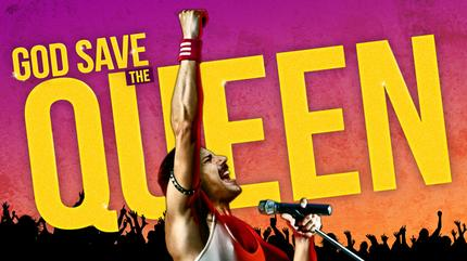 Concierto de God Save The Queen en Granada