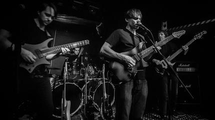 Godsticks concert in London