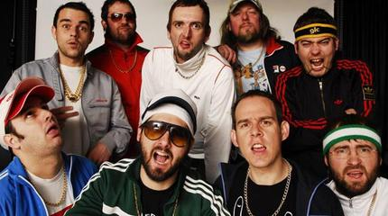 Concierto de Goldie Lookin Chain en Oxford