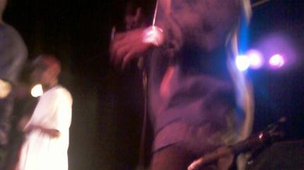Concierto de Goodie Mob en Seattle