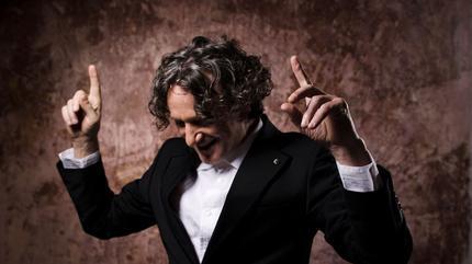 Concierto de Goran Bregovic en Barcelona en 21 Festival Mil·lenni