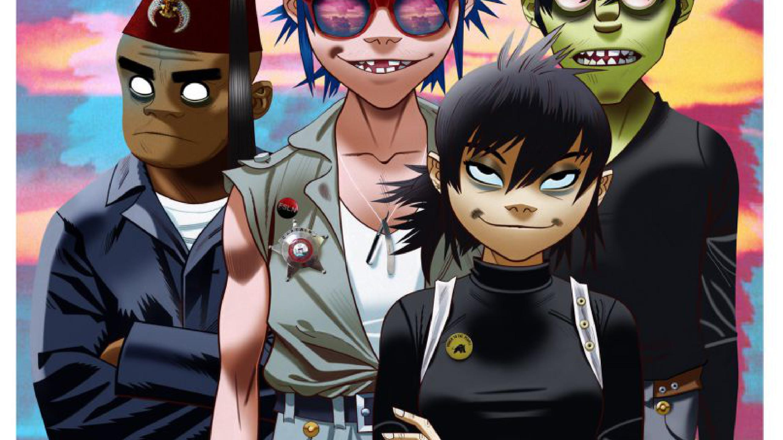 Gorillaz Tour 2020.Gorillaz Tour Dates 2019 2020 Gorillaz Tickets And Concerts