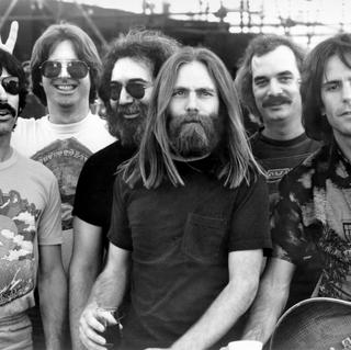 Grateful Dead + Live Dead 69 + Tom Constanten concert in London