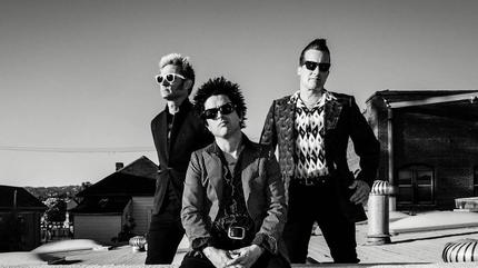 Green Day in concerto a Moscow