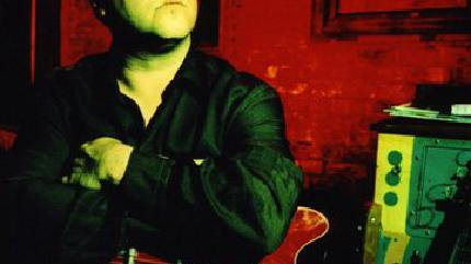 Konzert von Greg Dulli in Glasgow