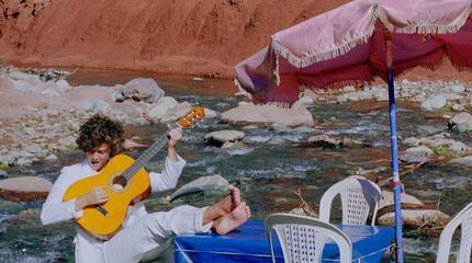 Concierto de Guitarricadelafuente en White Summer 2020
