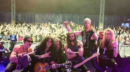 Guns 2 Roses concert in London