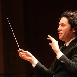 Concierto de Gustavo Dudamel en Los Angeles