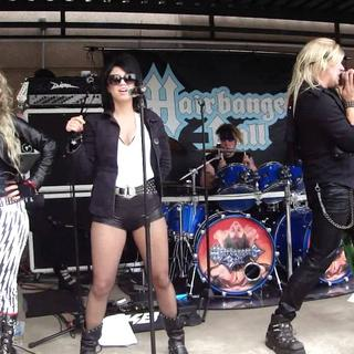 Concierto de Hairbangers Ball en Indianapolis