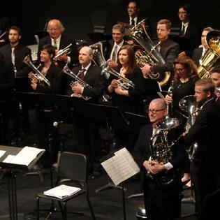 Concierto de Hannaford Street Silver Band en Toronto