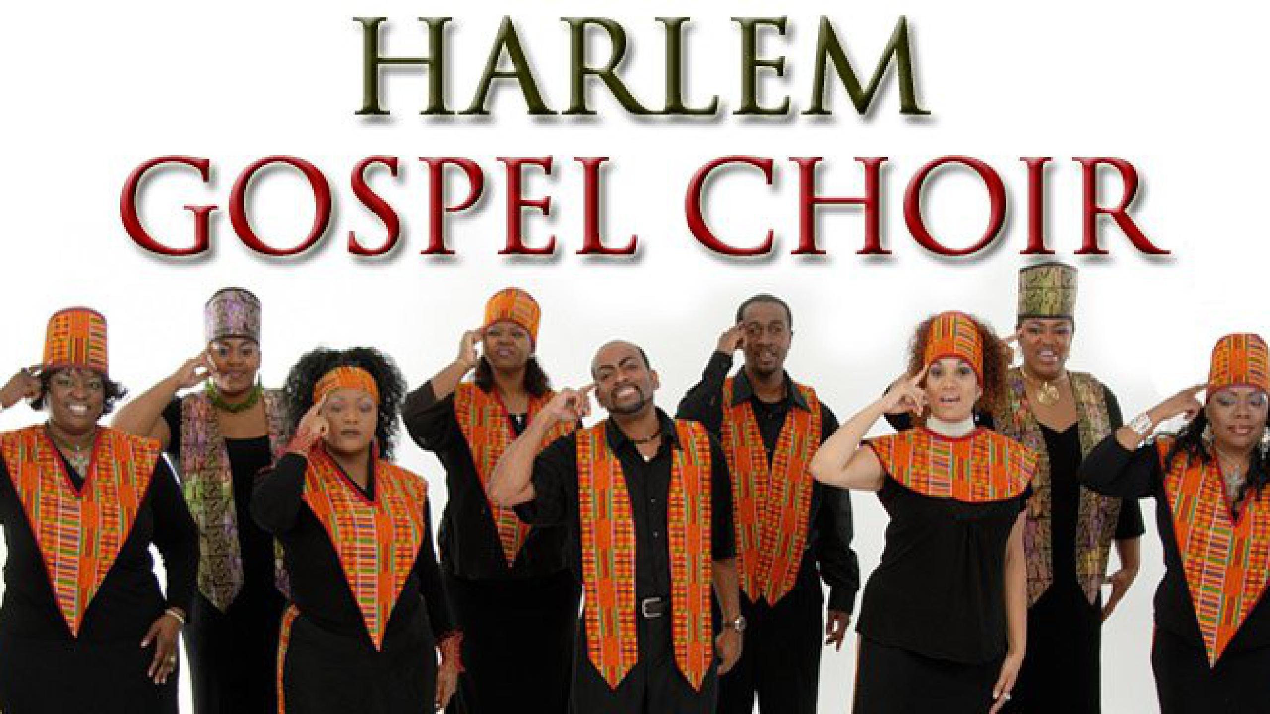 gospel service harlem
