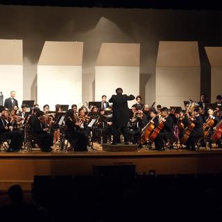 Concierto de Hawaii Symphony en Honolulu