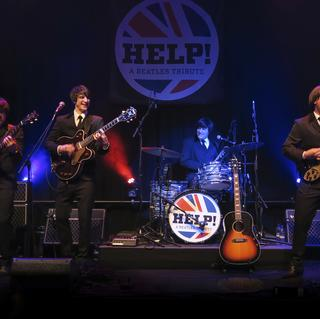 Help! A Tribute to the Beatles concert in Pratteln