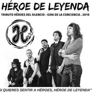Concierto de Héroe de Leyenda en Sevilla