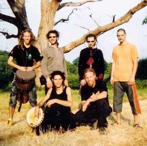 Hilight Tribe concert in Strasburg