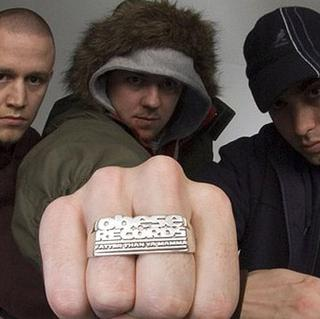 Concierto de Hilltop Hoods en Hollywood