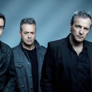 Hombres G concert in Madrid