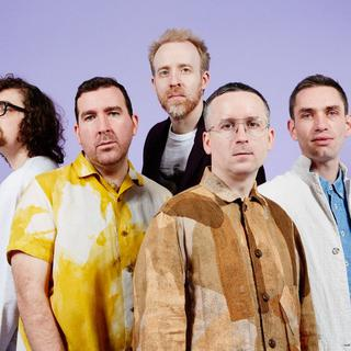 Concierto de Hot Chip en Glasgow
