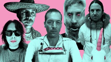 Concierto de Hot Snakes en Seattle