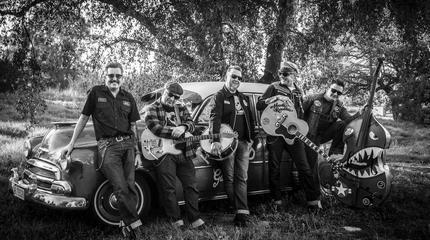 II Oasis Biker Rock