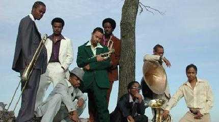 Hypnotic Brass Ensemble en Granada